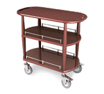Lakeside Manufacturing 70531 Serving Cart-Spice
