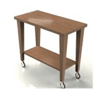 Lakeside Manufacturing 79984 Serving Cart
