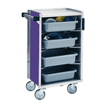 Lakeside Manufacturing 890A Bussing Cart