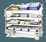 Lakeside Manufacturing B593 Soiled Dish Breakdown Cart