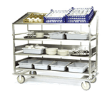 Lakeside Manufacturing B596 Soiled Dish Breakdown Cart