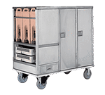 Lakeside Manufacturing PB48ENC Meal & Beverage Delivery Cart
