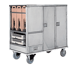 Lakeside Manufacturing PB64ENC Meal & Beverage Delivery Cart
