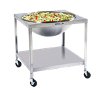 Lakeside Manufacturing PB713 Mobile Mixing Bowl Stand