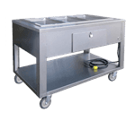 Lakeside Manufacturing PBST3W Steam Table