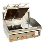 Lang Manufacturing CCSE12A Griddle Contact Clamshell Hood