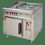 Lang Manufacturing R36C-ATC Heavy Duty Range