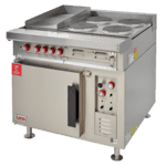 Lang Manufacturing R36C-ATD Heavy Duty Range