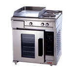 Lang Manufacturing R30C-APB Restaurant Range