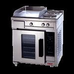 Lang Manufacturing R30C-APF Restaurant Range