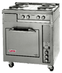Lang Manufacturing R30S-ATC Restaurant Range
