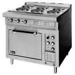 Lang Manufacturing R36S-ATE Heavy Duty Range
