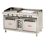 Lang Manufacturing R60S-ATC Heavy Duty Range
