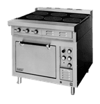 Lang Manufacturing RI36S-ATE Induction Range