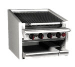 Magikitch'n CM-RMB-660CR Radiant Charbroiler