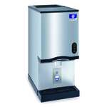 "Manitowoc CNF0201A-L    16.25"" Nugget Ice Maker Dispenser, Nugget-Style - 300-400 lb/24 Hr Ice Production, Air-Cooled, 115 Volts"