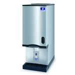 "Manitowoc CNF0202A-L    16.25"" Nugget Ice Maker Dispenser, Nugget-Style - 300-400 lb/24 Hr Ice Production, Air-Cooled, 115 Volts"