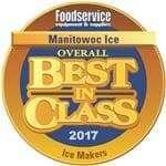 Manitowoc IY-0976C QuietQube Ice Maker