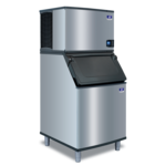 "Manitowoc IYP0500A 30"" Half-Dice Ice Maker, Cube-Style - 400-500 lbs/24 Hr Ice Production, Air-Cooled, 230 Volts"