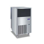 "Manitowoc UNF0200A 19.69"" Nugget Ice Maker with Bin, Nugget-Style - 100-200 lbs/24 Hr Ice Production, Air-Cooled, 115 Volts"