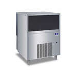 "Manitowoc UNF0300A 29.06"" Nugget Ice Maker with Bin, Nugget-Style - 300-400 lb/24 Hr Ice Production, Air-Cooled, 115 Volts"