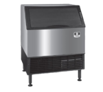 """Manitowoc UYF0310A 30"""" Half-Dice Ice Maker With Bin, Cube-Style - 200-300 lbs/24 Hr Ice Production, Air-Cooled, 115 Volts"""