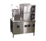 Market Forge Industries 3500M42MT6G Convection Steamer/Kettle Combination