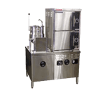 Market Forge Industries ST-10M42MT10G Convection Steamer/Kettle Combination