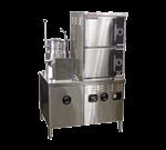 Market Forge Industries ST-10M42MT12E Convection Steamer/Kettle Combination