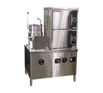 Market Forge Industries ST-10M42MT6E Convection Steamer/Kettle Combination
