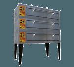 Marsal & Sons EDO57 TRIPLE Electric Oven