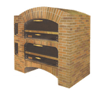 Marsal & Sons MB-866 STACKED Pizza Oven