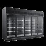 Master-Bilt Products BEM-5-30SC Endless Medium-Temperature Merchandiser