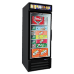 Master-Bilt MBGRP23-HG Fusion Plus Glass Door Refrigerator Merchandiser