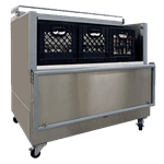 Master-Bilt Products OMC-122SS-A Milk Cooler