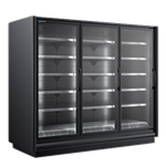 Master-Bilt Products BEL-3-30 Endless Low-Temperature Merchandiser