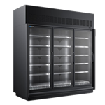 Master-Bilt Products BEL-3-30SC Endless Low-Temperature Merchandiser
