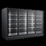 Master-Bilt Products BEL-4-30 Endless Low-Temperature Merchandiser