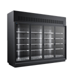 Master-Bilt Products BEL-4-30SC Endless Low-Temperature Merchandiser