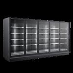 Master-Bilt Products BEL-5-30 Endless Low-Temperature Merchandiser