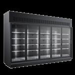 Master-Bilt Products BEL-5-30SC Endless Low-Temperature Merchandiser