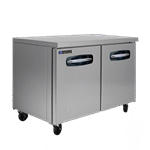 Master-Bilt Products MBUF48A-015 Fusion Undercounter Freezer with factory