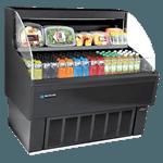 Master-Bilt Products HOAM36R Horizontal Open Air Refrigerated Merchandiser