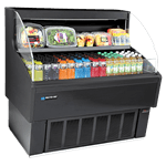Master-Bilt Products HOAM48R Horizontal Open Air Refrigerated Merchandiser