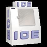 Master-Bilt Products IM-38F Outdoor Ice Merchandiser