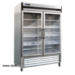 Master-Bilt Products MBR49-G Fusion Reach-In Refrigerator