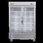 Maxx Cold Maxximum MXCR-49GD Maxx Cold X-Series Upright Refrigerator