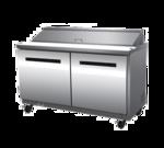 """Maxx Cold Maxximum MXCR60SHC Maxx Cold X-Series 60"""" Sandwich & Salad Station"""