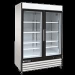 Maxx Cold Maxximum MXM2-48R Maxx Cold X-Series Refrigerated Merchandiser