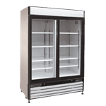 Maxx Cold MXM2-48RS X-Series Refrigerated Merchandiser
